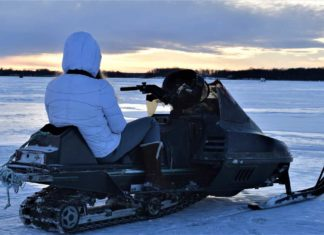 What is a Safe Ice Thickness - Outdoor Newspaper