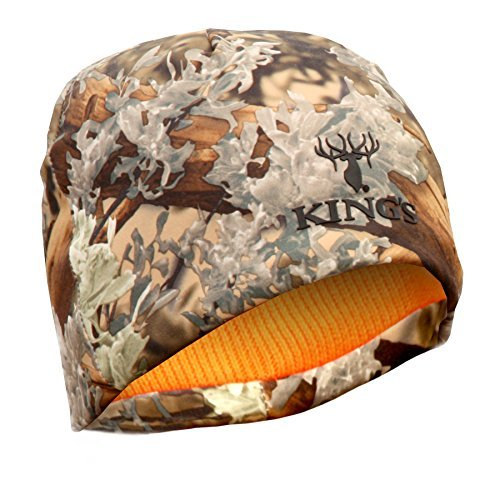King's Camo Reversible Beanie | Outdoor Newspaper