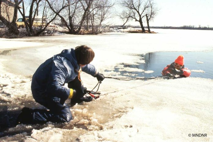 Winter Time Best Time Teach Kids Winter Ice Safety | Outdoor Newspaper