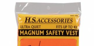 Magnum Safety Vest, Hunters Specialties, Blaze Orange, Fits up to Size 4X