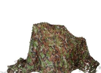 Modern Warrior Camouflage Hunting and Net, 13′ x 5′ foot