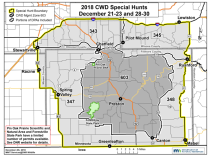 MN Hunt to Curb the Spread of CWD