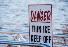 Teach Kids To Stay Away From Thin Ice