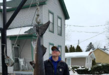 Lake Winnebago System Sturgeon Season opener