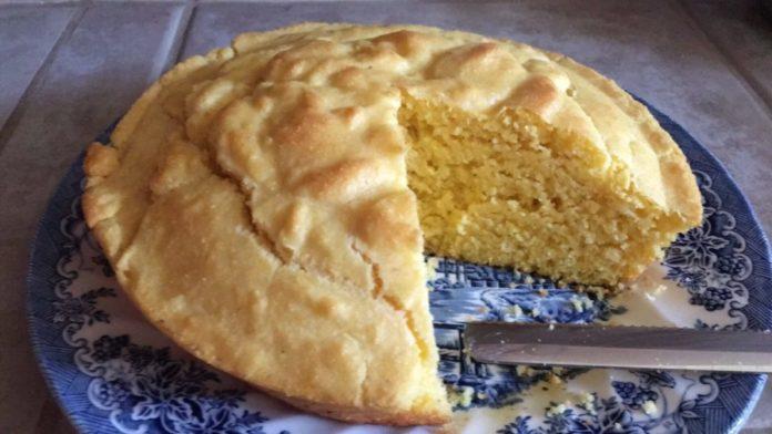 Rich Golden Cornbread
