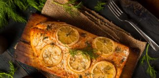 Fish Recipe: Homemade Grilled Salmon on a Cedar Plank | Outdoor Newspaper
