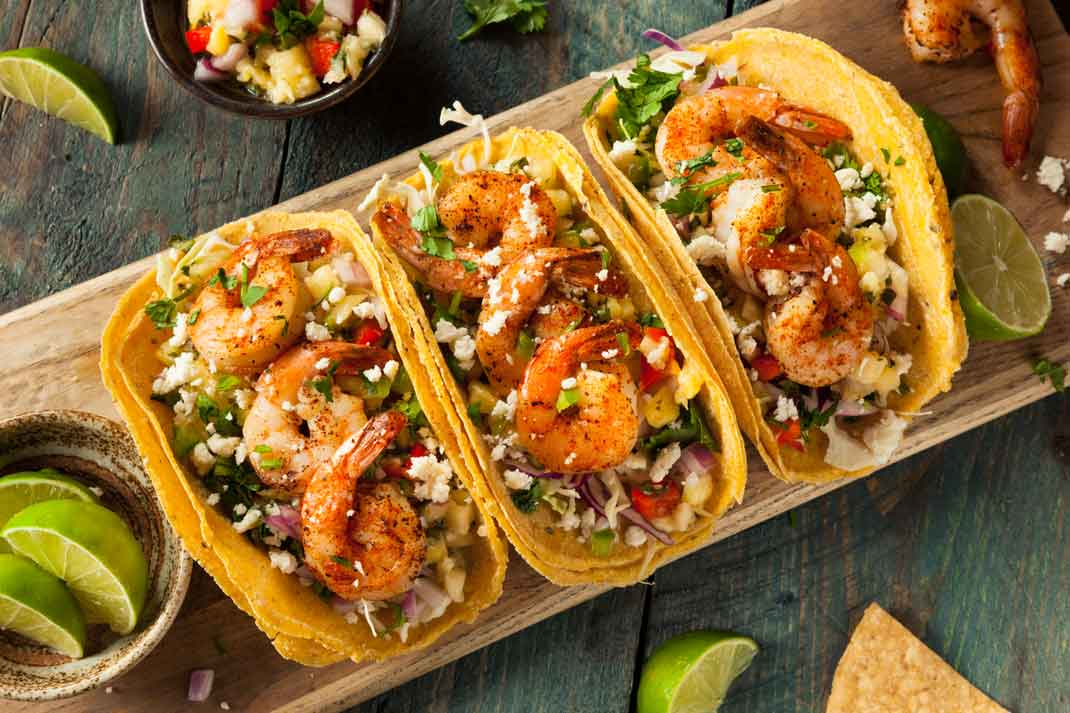 Recipe: Homemade Spicy Shrimp Tacos | Outdoor Newspaper
