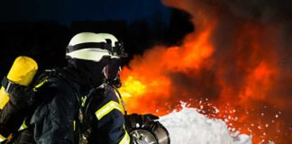 PFAS contamination that has occurred through the discharge of fluorinated firefighting foam into the environment   Outdoor Newspaper