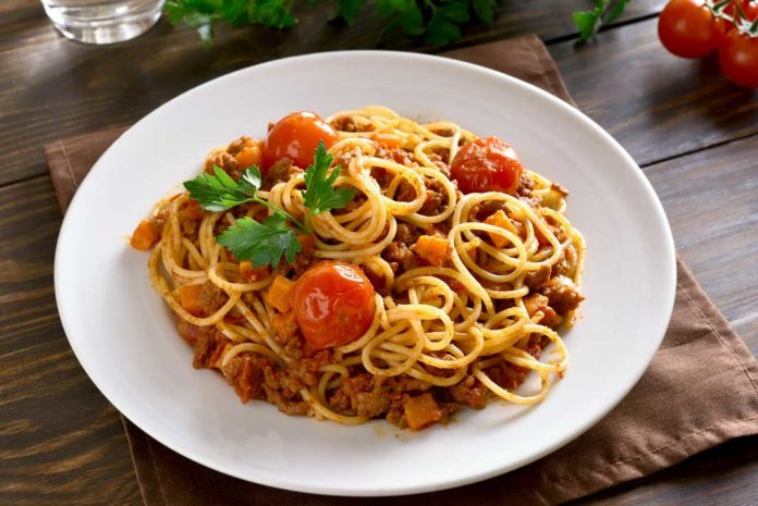 Venison Spaghetti Recipe with Cheese | Outdoor Newspaper