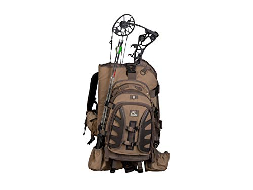 INSIGHTS Hunting The Vision SE Bow Pack - Solid Elements Brown