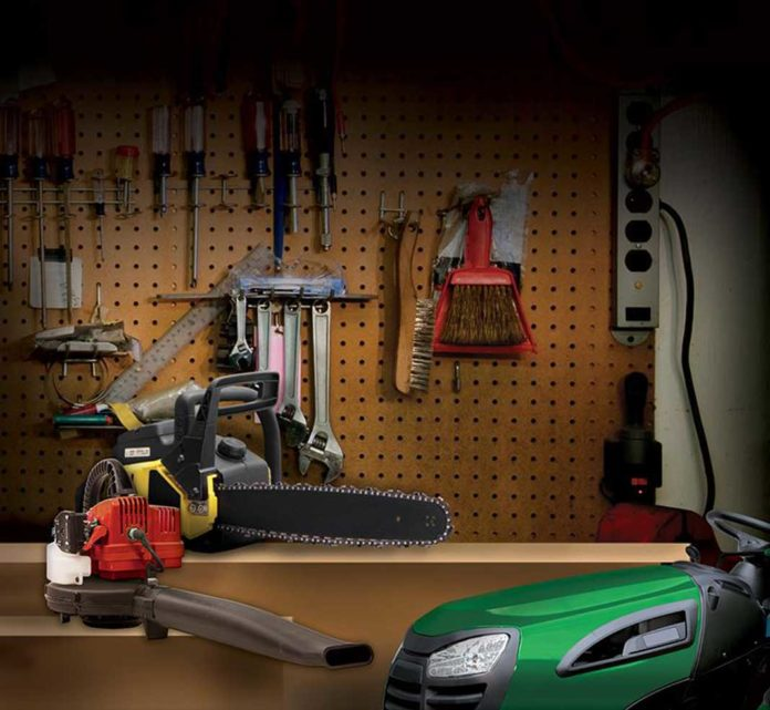 Get Ready to Roll This Spring By Cleaning Up the Garage - Auto
