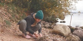 Becoming an Outdoors Woman The Basics of Fire Starting - Outdoor Newspaper
