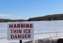 Ice Safety Alert MN DNR Ice Deteriorating Quickly - Outdoor Newspaper