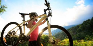 Mountain Biking in the Colorado High Mountain State Parks - Outdoor Newspaper